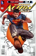 Action Comics Vol. 2 (2011-2016) (Grapa) #0