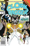Cloak and Dagger Vol. 3 (1988-1991) (Comic-book.) #4
