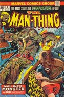 Man-Thing (Vol. 1 1974-1975) (Grapa) #8