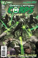 Green Lantern Corps Vol. 3 (2011-2015) (Comic-Book) #3