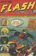 Flash Vol. 1 (1959-1985) (Comic Book 32 pp) #4