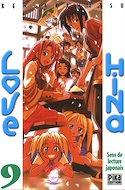 Love Hina (Manga, sentido de lectura oriental.) #9