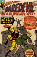 Daredevil Vol. 1 (1964-1998) (Comic Book) #4