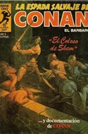 La Espada Salvaje de Conan. Vol 1 (1982-1996) (Grapa. B/N.) #5