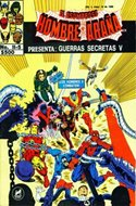 El Asombroso Hombre Araña presenta (Grapa) #5