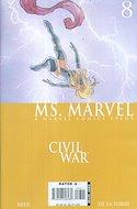 Ms. Marvel (Vol. 2 2006-2010) (Comic Book) #8