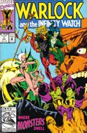 Warlock and the Infinity Watch (Comic-Book) #7