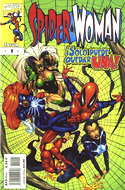 Spider-Woman (2000-2001) (Grapa. 17x26. 24 páginas. Color.) #1