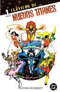 Nuevos Titanes. Clásicos DC (2005-2010) (Rústica 80-128 pp) #1