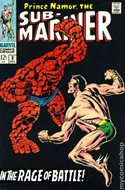 Sub-Mariner Vol. 1 (Grapa) #8
