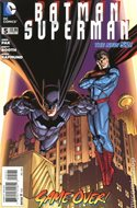 Batman / Superman (2013-2016 Variant Cover) (Comic Book) #5