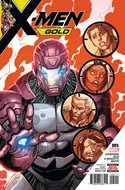 X-Men Gold (Grapa) #5