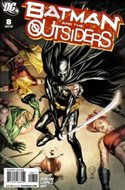 Batman and the Outsiders Vol. 2 / The Outsiders Vol. 4 (2007-2011) (Comic Book) #8
