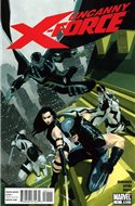 Uncanny X-Force Vol. 1 (2010-2012) (Comic Book) #1