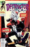 Destructor Nocturno (1994-1995) (Grapa. 17x26. 24 páginas. Color.) #3