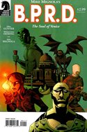 B.P.R.D. (Comic Book) #4