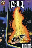 Azrael: Agent of the Bat (1995-2003) (Comic Book) #2