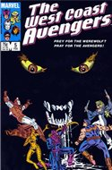 West Coast Avengers Vol. 2 (Comic-book. 1985 -1989) #5