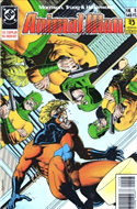 Animal Man (1989-1991) (Grapa 24 pp) #8