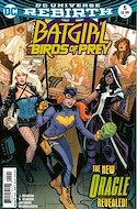 Batgirl and the Birds of Prey (2016-2018) (Comic Book) #5