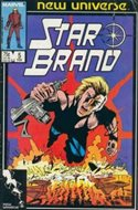 Star brand (Comic book) #5