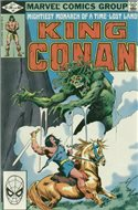 King Conan / Conan the King (Grapa, 48 págs.) #9