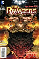 The Ravagers (Grapa) #3