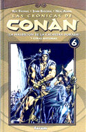 Las Crónicas de Conan (Cartoné 240 pp) #6
