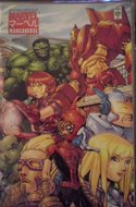 Marvel Mangaverse (Grapa) #8