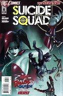 Suicide Squad Vol. 4. New 52 (2011-2014) Comic-Book #6