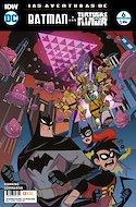 Las aventuras de Batman y las Tortugas Ninja (Grapa, 24 pp) #6