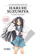 Haruhi Suzumiya (Light Novel) Rústica con sobrecubierta #4
