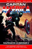 Capitán América de Rick Remender. Marvel Now! Deluxe (Cartoné 264 pp) #1