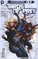 Birds of Prey Vol. 3 (2011-2014) (Comic Book) #0