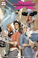 Mr. & Mrs. X (Comic Book) #6