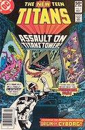 The New Teen Titans / Tales of the Teen Titans Vol. 1 (1980-1988) (Comic book) #7