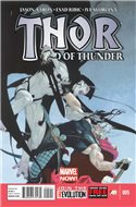 Thor: God of Thunder (Comic-book) #5