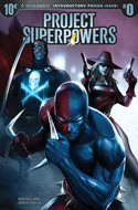 Project Superpowers Vol. 2 (Comic Book) #0