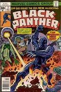 Black Panther (1977-1979) (Comic Book) #2