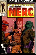 Mark Hazzard Merc (Comic-book.) #9