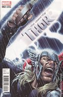 The Unworthy Thor (Variant Cover) (Comic Book) #2.1