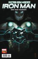 Victor von Muerte: Iron Man (2017-2018) (Grapa. 24 páginas.) #3