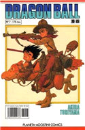 Dragon Ball (Grapa, blanco) #7
