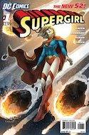 Supergirl Vol. 6 (2011-2015) (Comic Book) #1