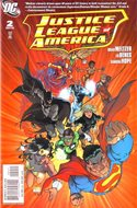 Justice League of America Vol. 2 (2006-2011) (saddle-stitched) #2
