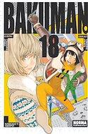 Bakuman (Rústica con sobrecubierta) #18