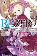 Re:ZeRo -Empezar de cero en un mundo diferente- (Rústica) #3