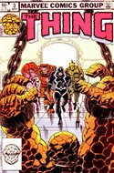 The Thing (1983-1986) (Comic Book) #3