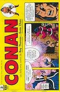 Conan. Los daily-strip comics (1989) (Grapa. 17x26 apaisado. 48 páginas. B/N.) #3