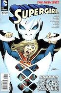 Supergirl Vol. 6 (2011-2015) (Comic Book) #8